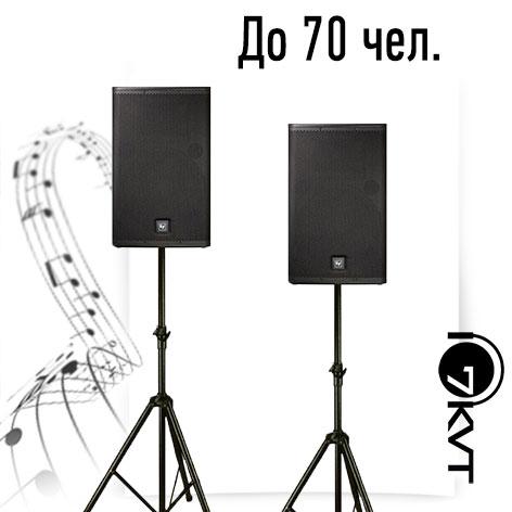 Аренда колонок Electro-voice 115