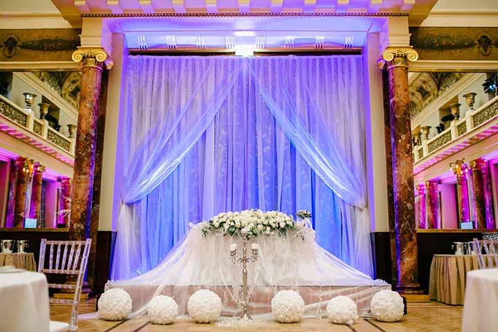 Аренда светового оборудования на свадьу