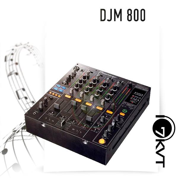 Микшер для диджеев Pioneer djm 800