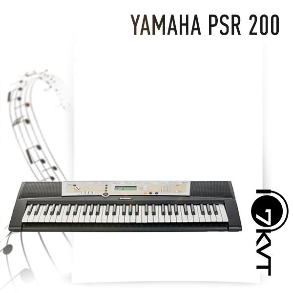 Аренда синтезатора psr 200
